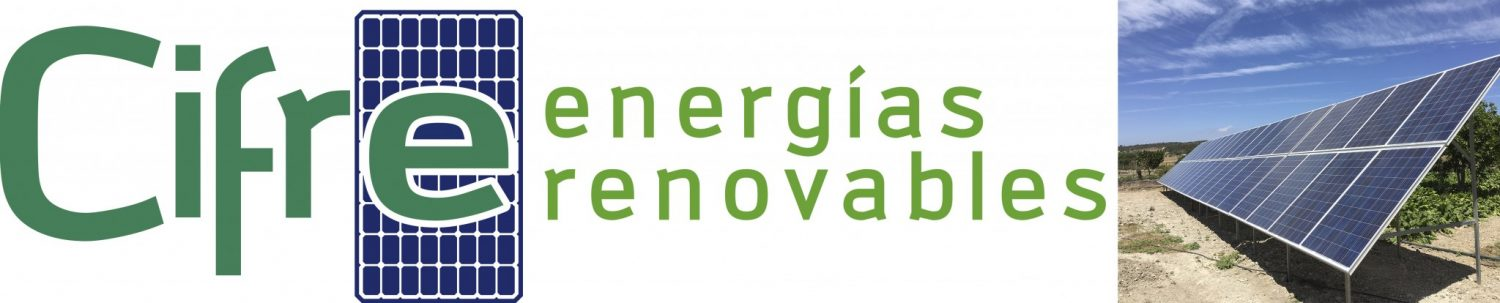 Cifre Energias Renovables